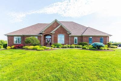 Nicholasville Single Family Home For Sale: 1701 Chrisman Mill