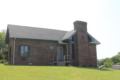 Single Family Home For Sale: 820 High Bridge Road