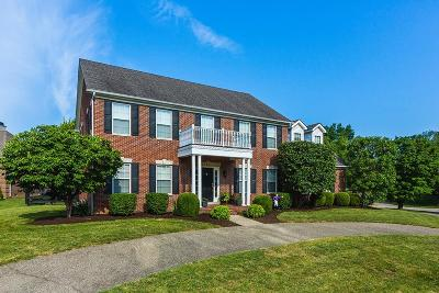 Lexington Single Family Home For Sale: 4204 John Alden Lane