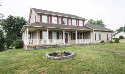Winchester Single Family Home For Sale: 623 Reims Drive