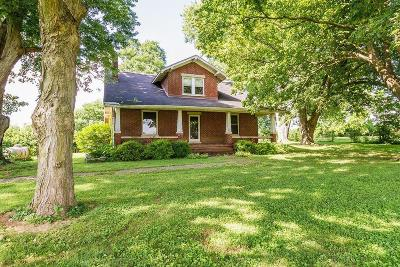 Georgetown Single Family Home For Sale: 530 Crumbaugh Road