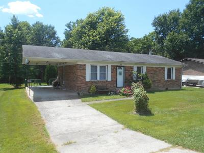 Frankfort Single Family Home For Sale: 309 High Wood Drive