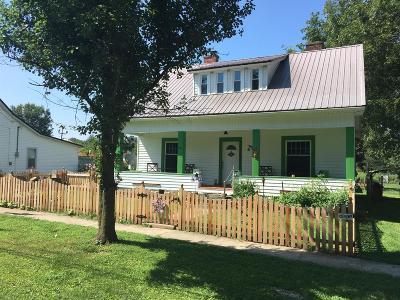 Harrodsburg Single Family Home For Sale: 4512 Cornishville Rd