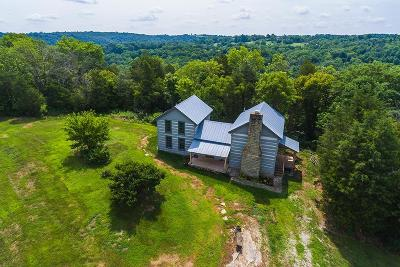 Anderson County, Fayette County, Franklin County, Henry County, Scott County, Shelby County, Woodford County Farm For Sale: 3301 Oregon