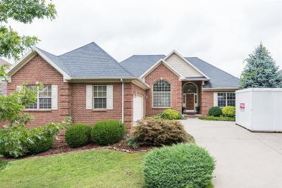 Lexington Single Family Home For Sale: 2513 Ridgefield Lane