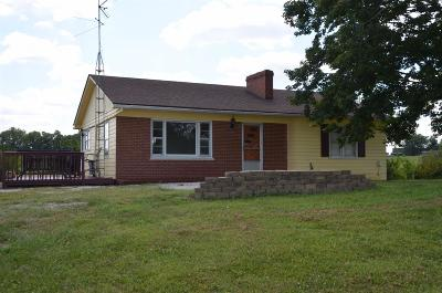 Cynthiana Single Family Home For Sale: 1330 Highway 392 Republican Pike
