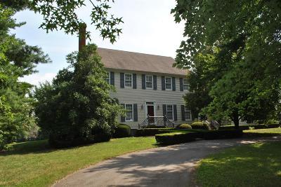Lexington Single Family Home For Sale: 1335 Harp Innis Road