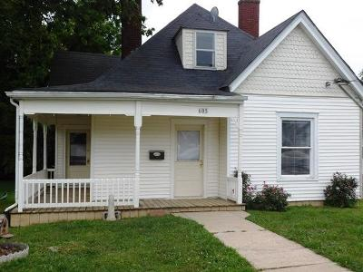Georgetown Single Family Home For Sale: 605 Poplar Street