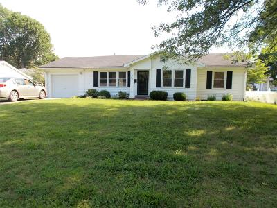 Anderson County Single Family Home For Sale: 111 Park Lane