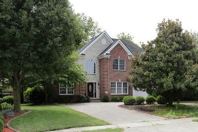 Lexington Single Family Home For Sale: 2232 Carolina Lane