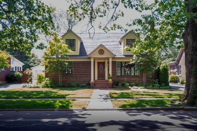 Single Family Home For Sale: 424 Henry Clay Boulevard