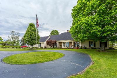 Lexington Single Family Home For Sale: 5487 Athens Walnut Hill Pike