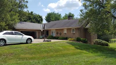 Frankfort Single Family Home For Sale: 50 Hedgewood