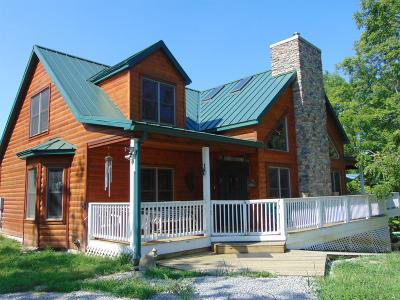 Single Family Home For Sale: 2407 Benson Creek Road