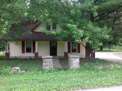 Lawrenceburg Single Family Home For Sale: 2402 Benson Creek Road