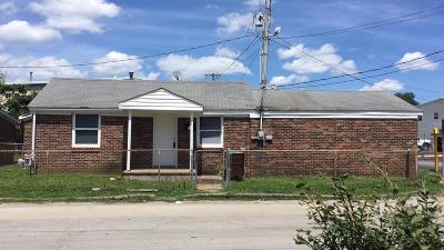 Nicholasville Single Family Home For Sale: 103 Stratton Avenue