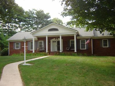 Lexington Single Family Home For Sale: 1573 Wellesley Drive