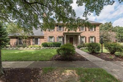 Lexington Single Family Home For Sale: 4999 Hartland Parkway