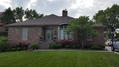 Single Family Home For Sale: 1055 Rockbridge Road