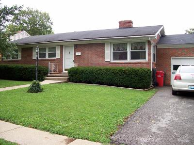 Cynthiana Single Family Home For Sale: 114 Confederate Drive