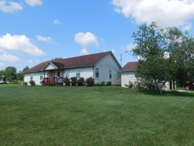 Cynthiana Single Family Home For Sale: 7088 West Kentucky Highway 32