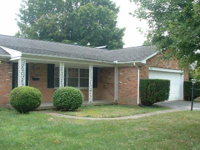 Single Family Home For Sale: 3422 Brookhaven Drive