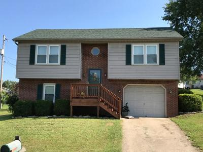 Frankfort Single Family Home For Sale: 201 Joshua Court