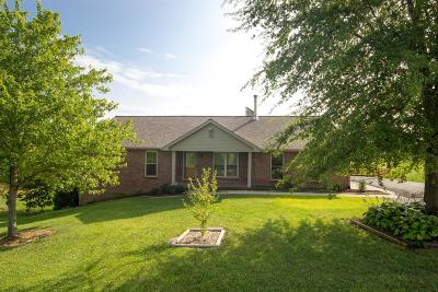 Richmond Single Family Home For Sale: 3597 Lexington Road