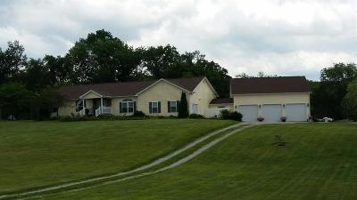 Harrodsburg Single Family Home For Sale: 367 Lakeland Drive
