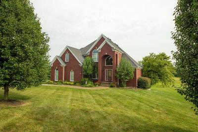 Harrodsburg Single Family Home For Sale: 258 Lacolline