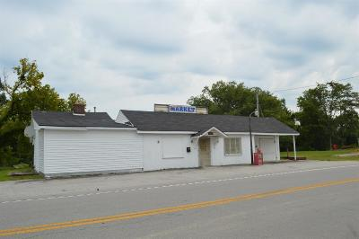 Anderson County, Fayette County, Franklin County, Henry County, Scott County, Shelby County, Woodford County Commercial For Sale: 3060 Bald Knob Road