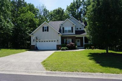 Scott County Single Family Home For Sale: 111 Overlook Pass