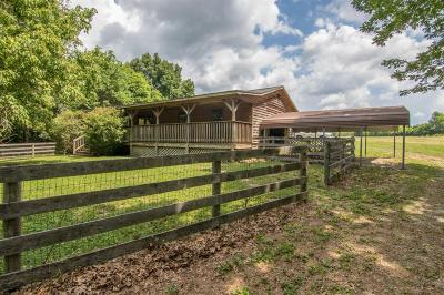 Versailles Single Family Home For Sale: 4988 Fords Mill Road