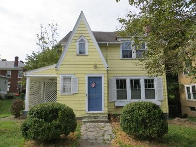Frankfort Single Family Home For Sale: 409 West Fourth Street