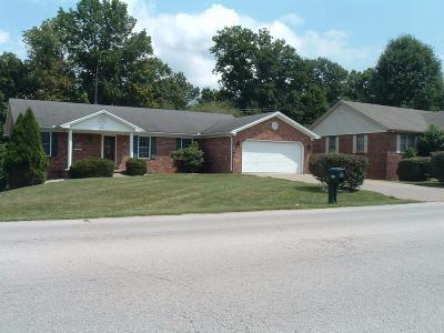 Franklin County Single Family Home For Sale: 855 Ridgeview Drive