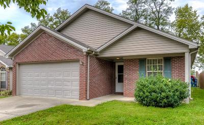 Single Family Home For Sale: 1072 Winding Oak Trail