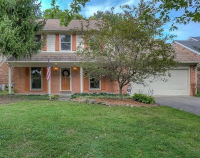 Lexington Single Family Home For Sale: 4609 Fieldmoor Drive