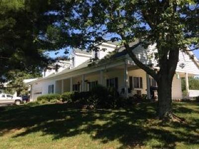 Paris Single Family Home For Sale: 1479 Jackstown Road