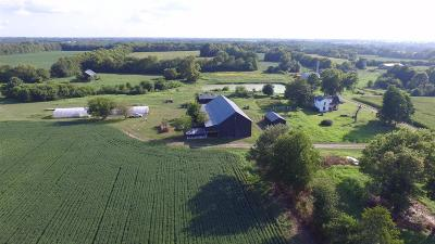 Anderson County, Fayette County, Franklin County, Henry County, Scott County, Shelby County, Woodford County Farm For Sale: 2254 Carrick Pike
