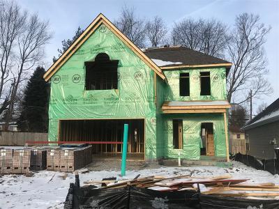 Lexington Single Family Home For Sale: 249 Manitoba Lane
