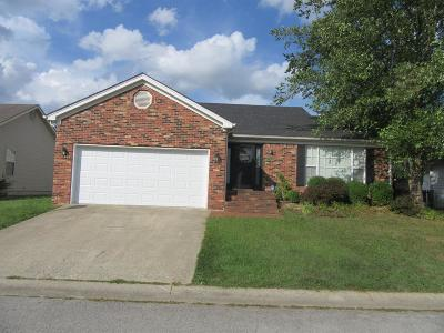 Georgetown KY Single Family Home For Sale: $153,900