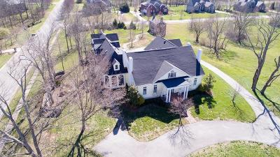 Nicholasville Single Family Home For Sale: 101 Deerfield Circle