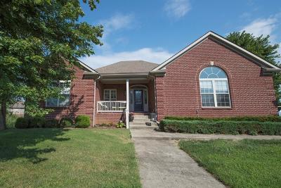 Versailles Single Family Home For Sale: 3025 Red Oak Trail