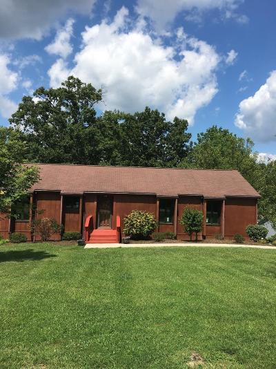 Franklin County Single Family Home For Sale: 124 Bellemeade Drive