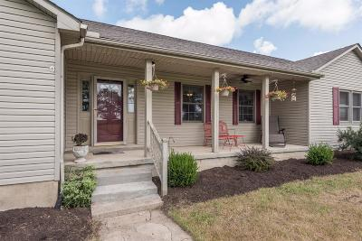 Anderson County, Fayette County, Franklin County, Henry County, Scott County, Shelby County, Woodford County Farm For Sale: 1380 Delaney Ferry Road