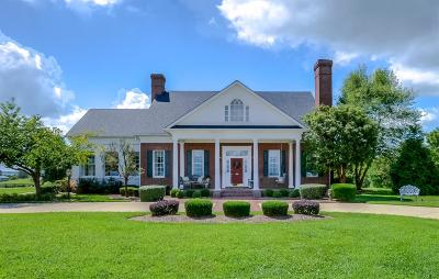 Lancaster Single Family Home For Sale: 309 Perry Rogers Road