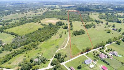 Anderson County, Fayette County, Franklin County, Henry County, Scott County, Shelby County, Woodford County Farm For Sale: 5370 Fords Mill Rd