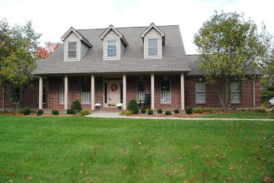 Frankfort Single Family Home For Sale: 312 Stonehedge