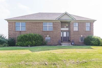 Richmond Single Family Home For Sale: 455 Hackett Pike