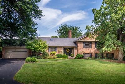 Lexington Single Family Home For Sale: 713 Beechmont Road